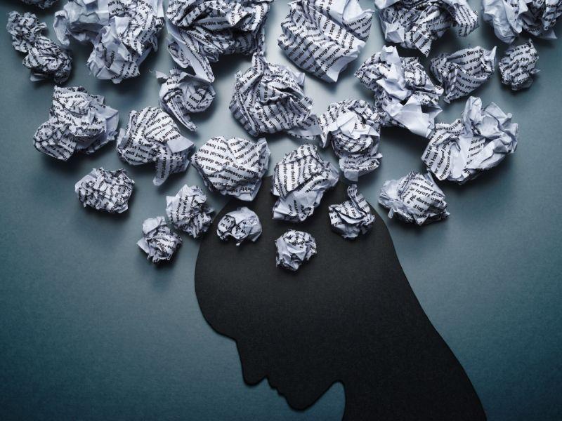 Pandemia koronawirusa wywołuje stany lękowe, depresję (canva.com)