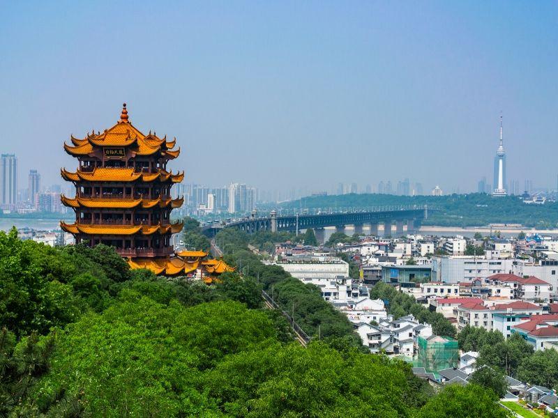Wuhan po pandemii koronawirusa (canva.com)