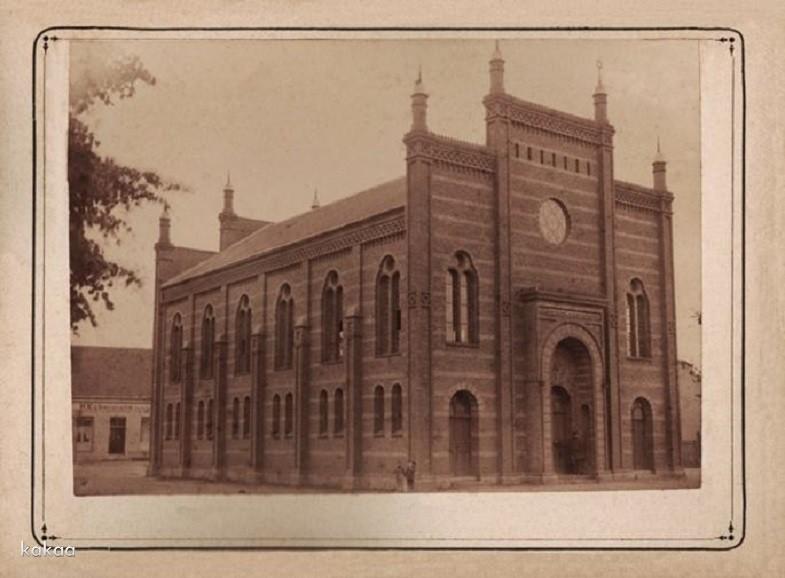 Stara Synagoga w Złotowie – nieistniejąca synagoga, która znajdowała się w Złotowie pośrodku ówczesnego Rynku Zielnego (niem. Krautmarkt), obecnie zwanego placem Ignacego Jana Paderewskiego. Szachulcowa synagoga została zbudowana około 1809 roku. Zastąpiła ona poprzednią synagogę, znajdującą się po północnej stronie placu. W 1878 roku została rozebrana, a na jej miejscu wzniesiono nową synagogę.