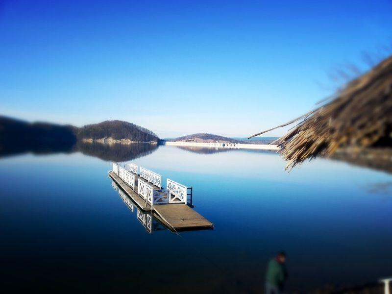 Jezioro Solińskie (fot. canva.com)