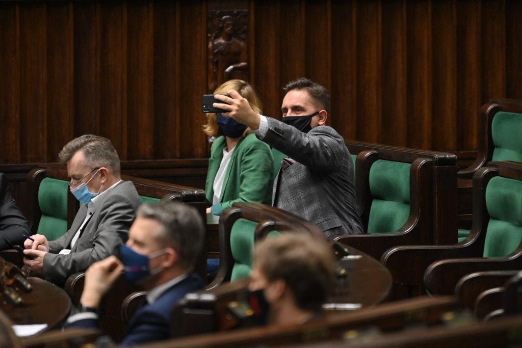 Obszar Metropolitalny nie może doczekać się dyskusji w Sejmie (Fot. Kancelaria Sejmu/Łukasz Błasikiewicz)